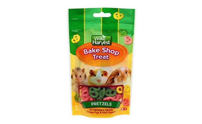 Wild Harvest Bake Shop Pretzel Treats For Hamster