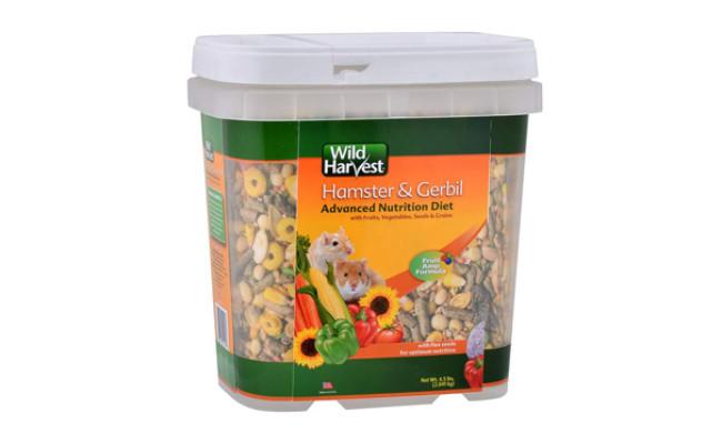 Wild Harvest Hamster Food