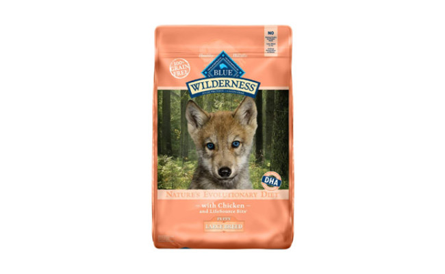 Wilderness by Blue Buffalo Large Breed Dry Dog Food