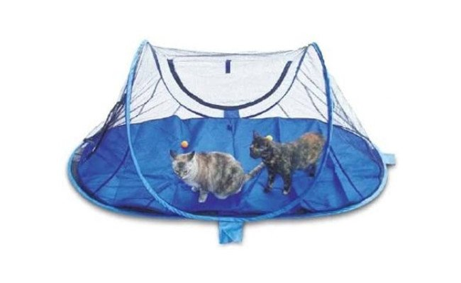Wildwhiskers Outdoor Feline Funhouse