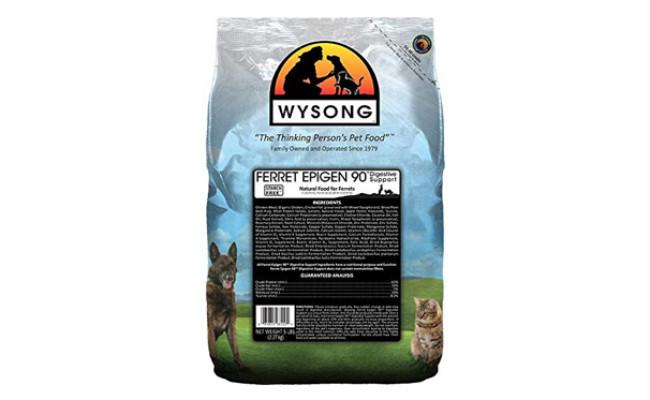 Wysong Dry Ferret Food