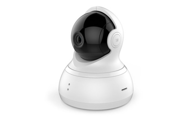 YI Dome Camera Pan