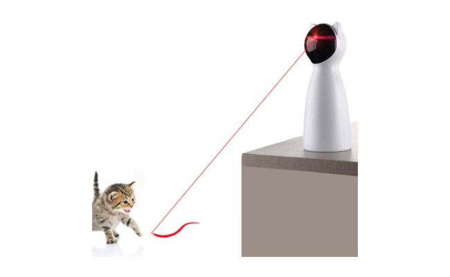 YVE LIFE Cat Laser Toy Automatic