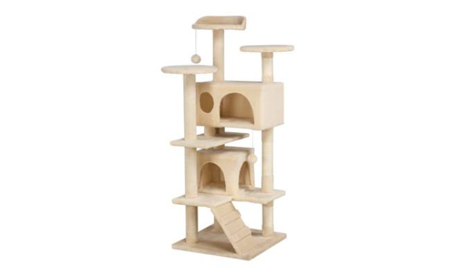Yaheetech Cat Tree Tower Condo