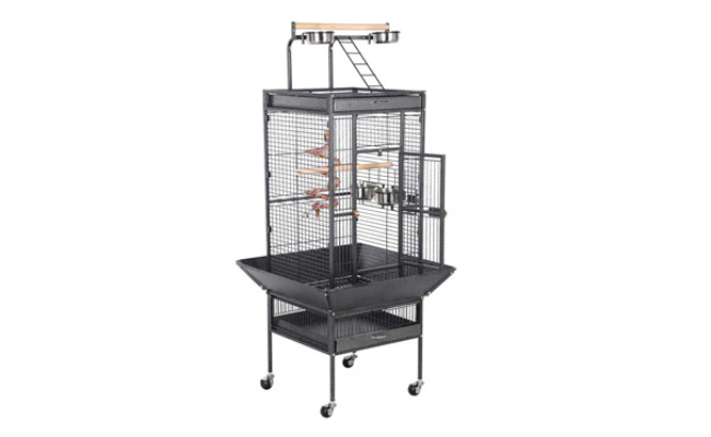 Yaheetech Wrought Iron Select Large Bird Cage