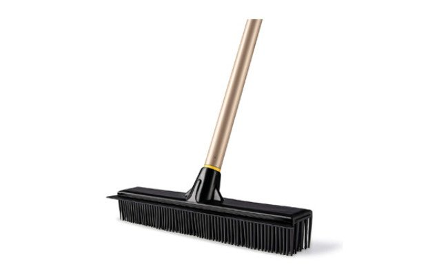 Yocada Rubber Broom Pet Hair Fur Removal