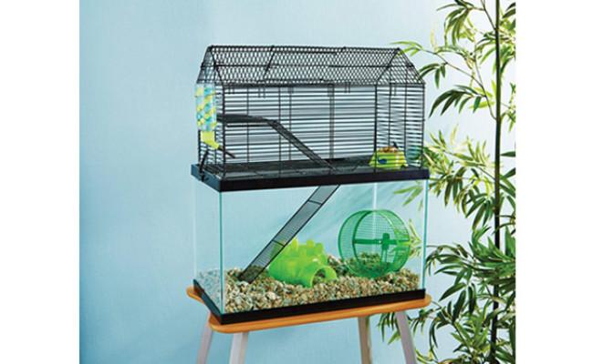 You & Me Small Animal Cage