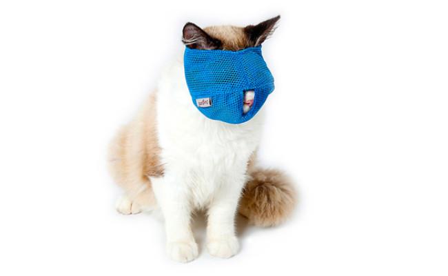 ZOOPOLR Cat Muzzle