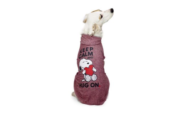 ZOOZ PETS Snoopy Dog Hoodie