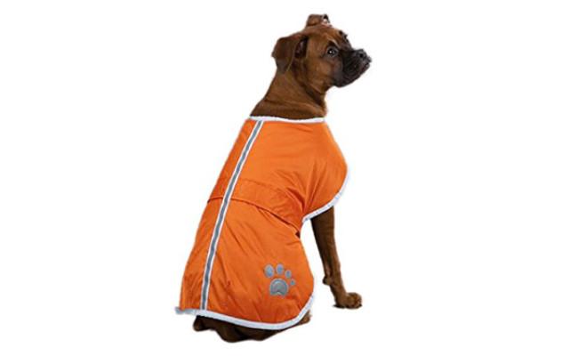 Zack and Zoey Dog Blanket Coat