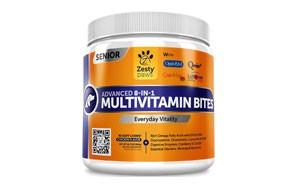 Zesty Paws Senior Advanced Multivitamin for Older Dogs