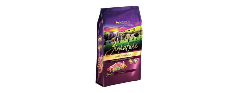 Zignature Limited Ingredient Formula Dry Dog Food
