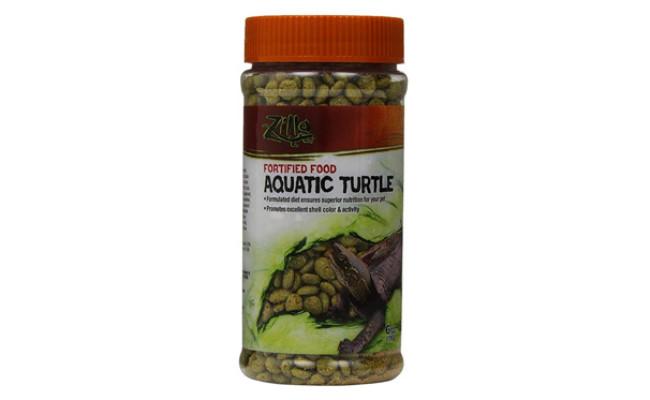 Zilla Aquatic Turtle Fortified Turtle Food