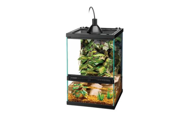 Zilla Bearded Dragon Tropical Kit