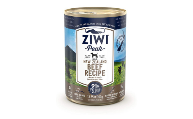 Ziwi Peak Canned Dog Food for Weight Gain