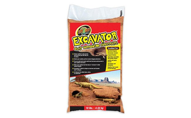 Zoo Med Excavator Bearded Dragon Substrate