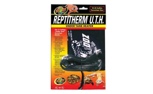 Zoo Med Repti Therm Under Turtle Tank Heater