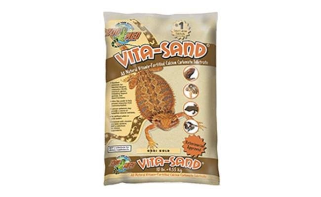 Zoo Med Vita Bearded Dragon Sand