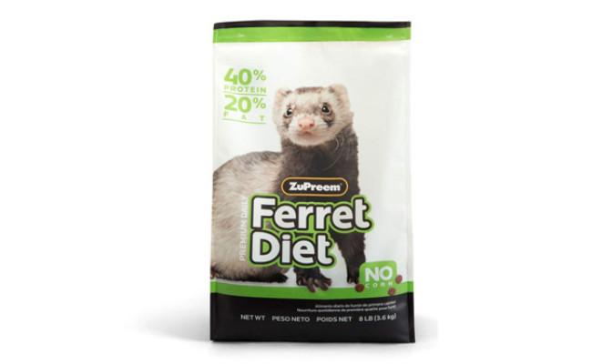 ZuPreem Premium Ferret Food