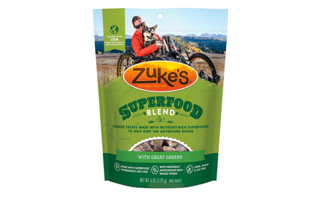 Zuke'S Superfood Blend Treats for Dogs