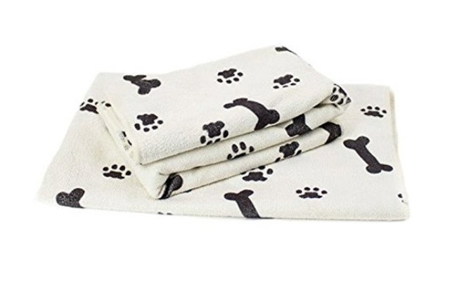 Zwipes Microfiber Dog Drying Towel