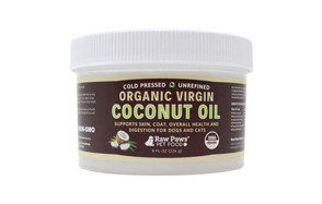 affordable coconut oil for dogs