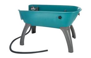 affordable dog bath tub