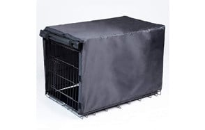 affordable dog crate cover