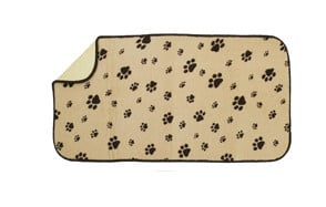 affordable dog food mat