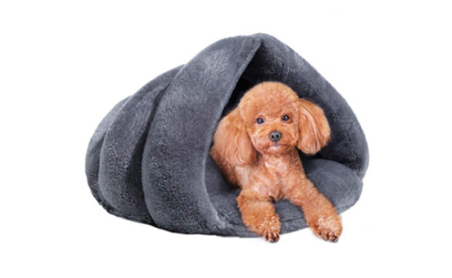 aingycy Cave Small Dog Bed
