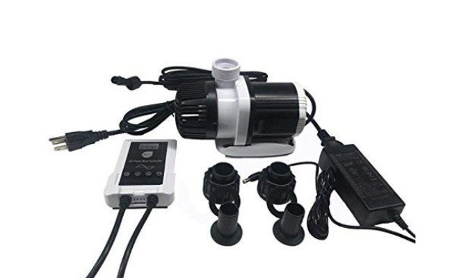 aquastation Silent Swirl Controllable DC Aquarium Pump