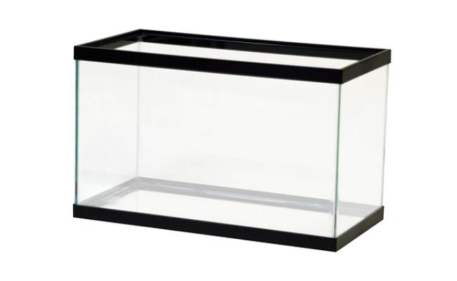 aqueon black aquarium