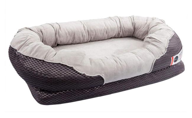 barksbar washable dog bed