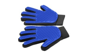 best choice cat grooming gloves