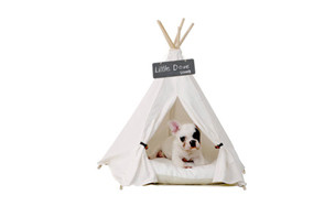 best choice dog teepee bed