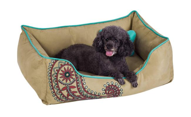 blueberry pet dog bed