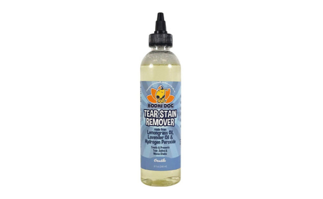 bodhi dog tear stain remover