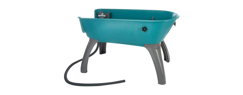 Large Plastic Dog Bath Tubs