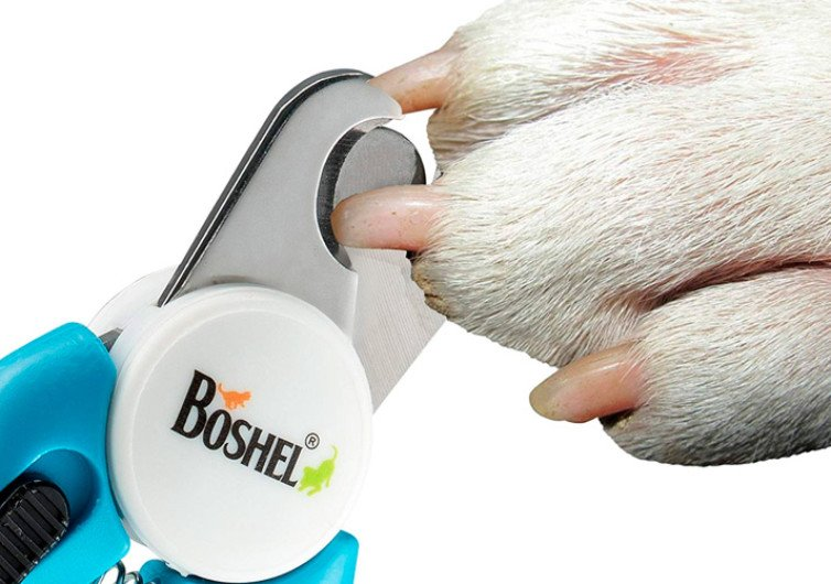 BOSHEL Dog Nail Clippers