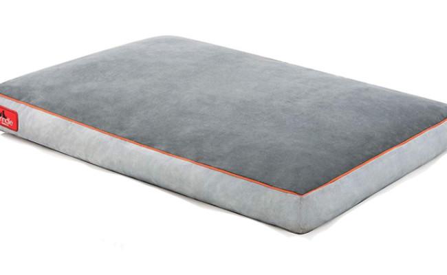 brindle washable dog bed