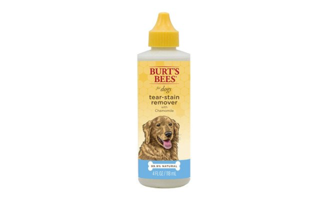 burts bees dog tear stain remover