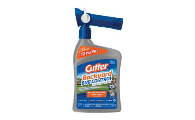 cutter flea killer for yards
