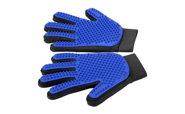 delomo grooming gloves
