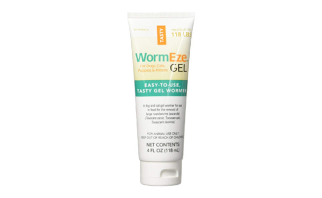 dewormer gel for cats