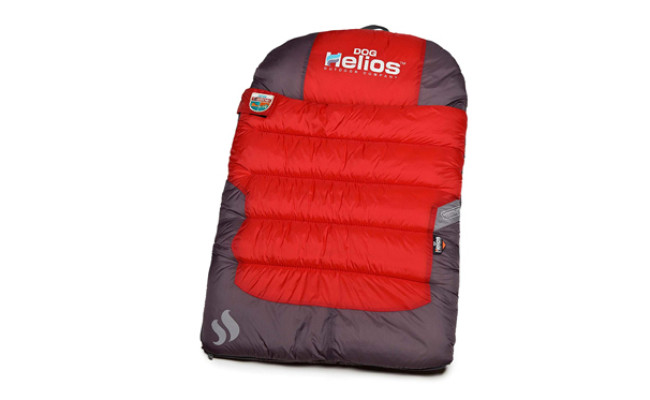 dog helios sleeping bag