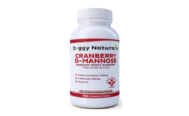 doggy naturals cranberry for dogs