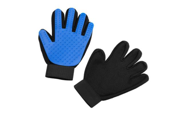 doopa pet grooming glove