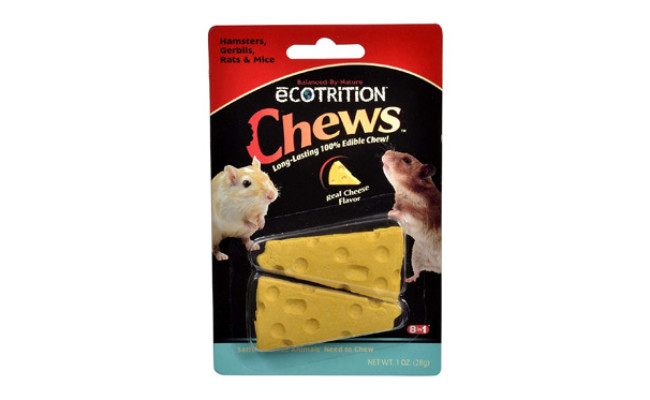 eCOTRITION Cheese Chews Hamster