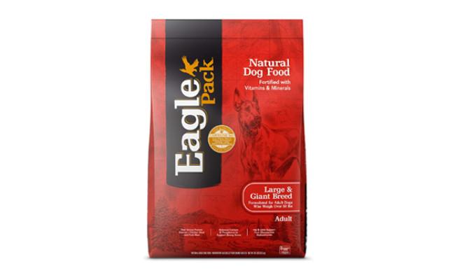 eagle pack dry dog food
