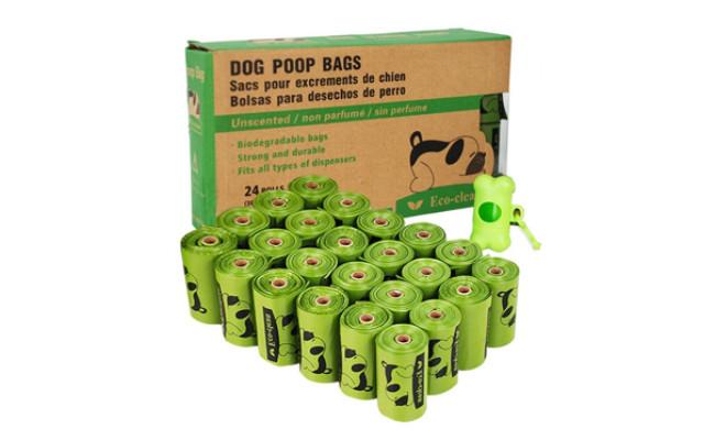 eco clean poop bags